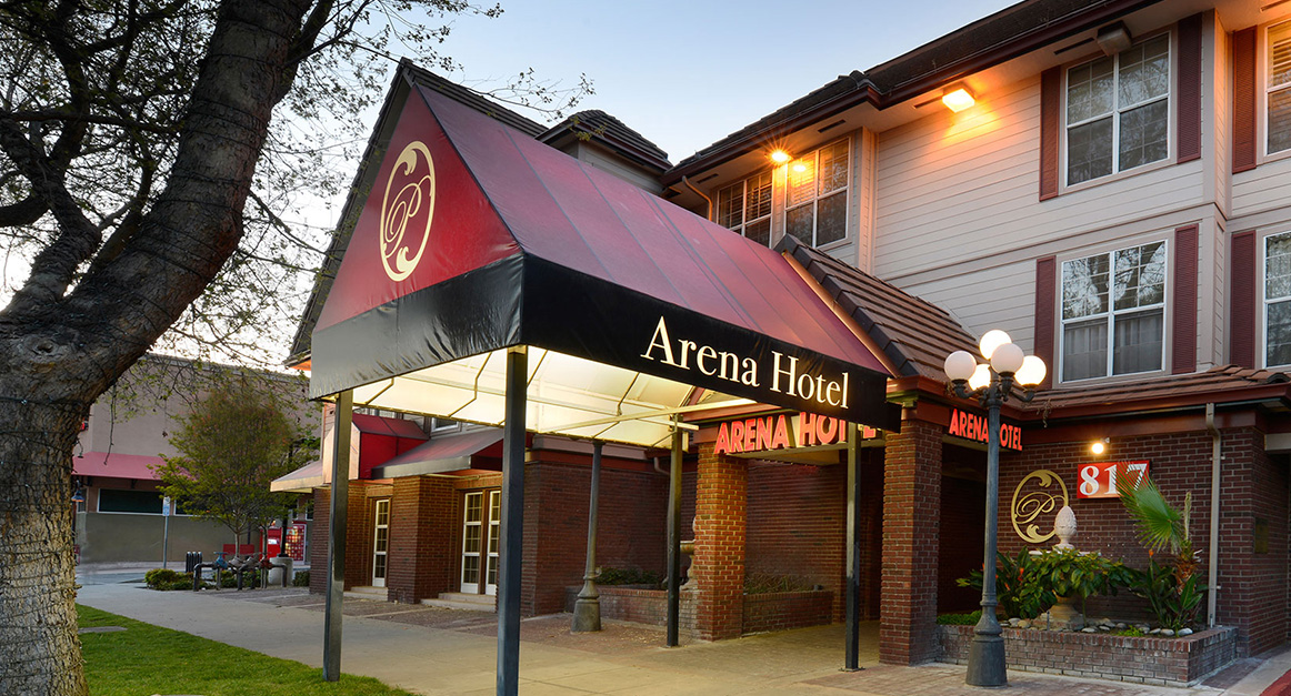Welcome to Arena Hotel